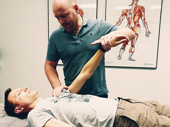 Kinesiolog i Göteborg - Healing Motion